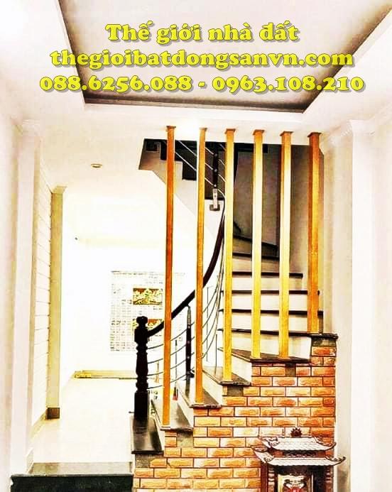Bán Nhà đẹp ở ngay HOÀNG QUỐC VIỆT – 3 MẶT THOÁNG - GẦN MẶT PHỐ - 3,7 TỶ