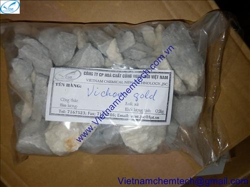 Vichemgold hóa chất thay thế NaCN trong quá trình tách vàng