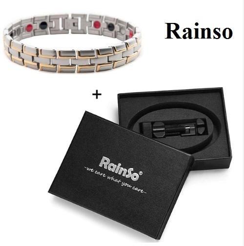 Vòng tay Rainso nam châm từ tính MS2-MS5