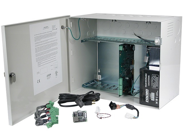 Tủ nguồn dung lượng chứa 9 module HONEYWELL PRO22ENC2