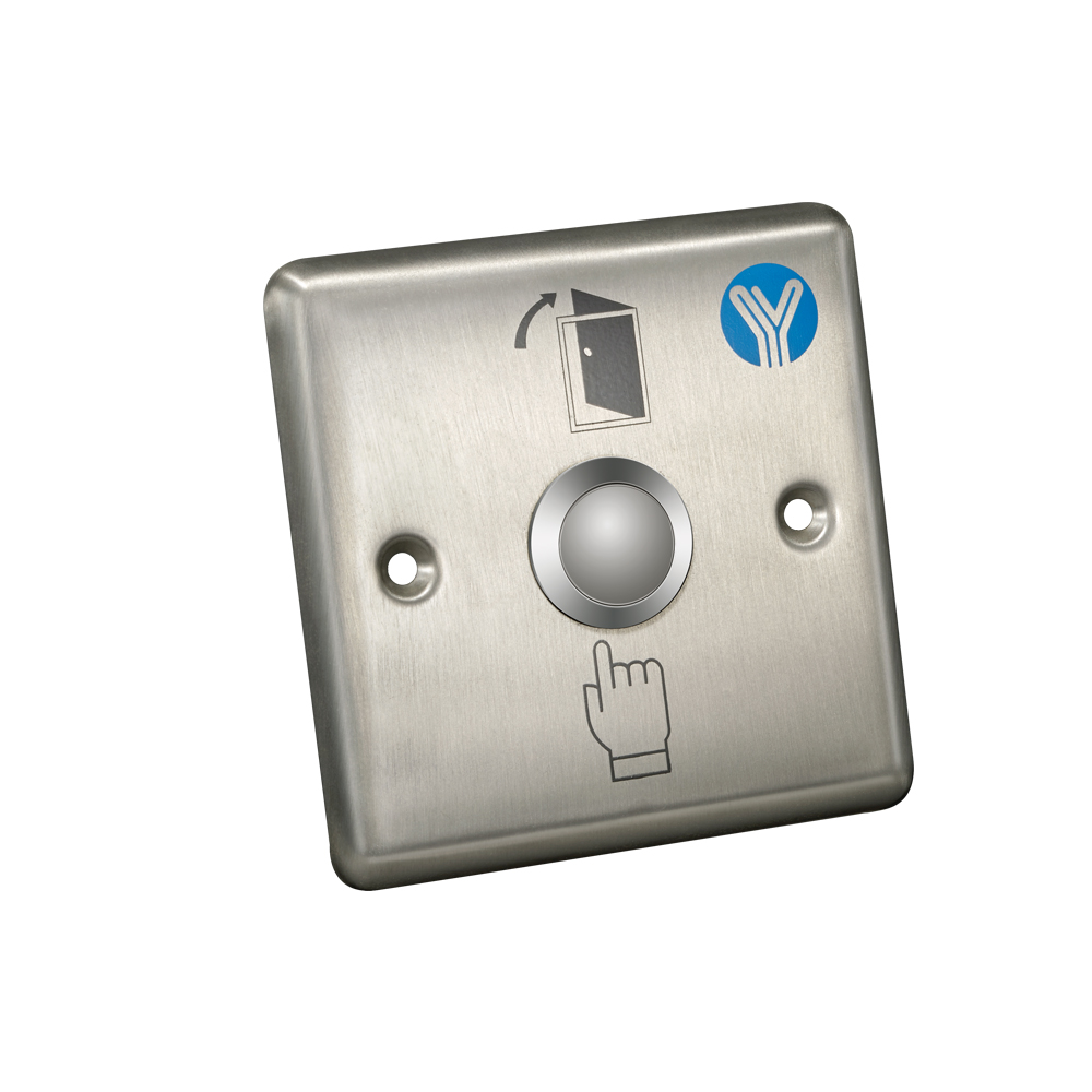 Door Release Button (Stainless steel) PBK-811B
