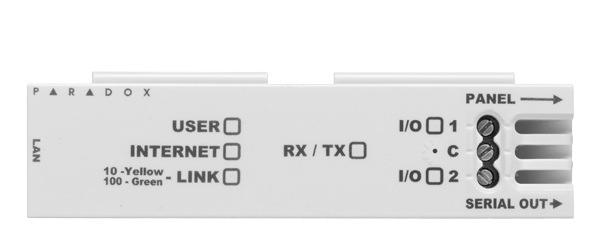 Module kết nối Internet PARADOX IP150