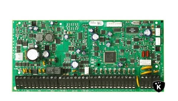 Bảng điều khiển 192 vùng có dây PARADOX EVOHD