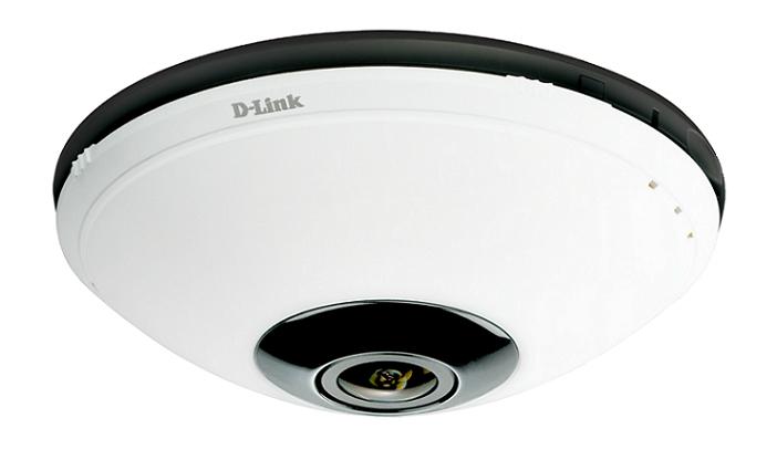 Camera IP Cloud không dây D-Link DCS-6010L