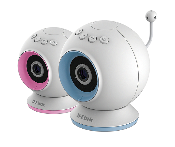 Camera IP Baby không dây D-Link DCS-825L