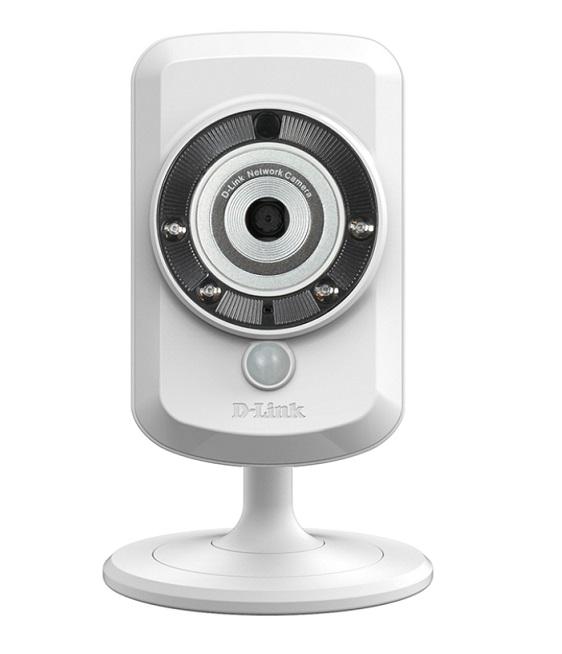 Camera IP Cloud không dây hồng ngoại D-Link DCS-942L