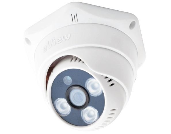 Camera AHD Dome hồng ngoại eView IRD2803F20