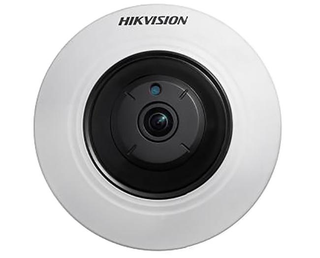 Camera IP Fisheye hồng ngoại 4.0 Megapixel HIKVISION DS-2CD2942F-I