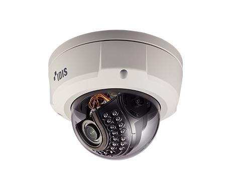 DC-D3233WRX - Camera IP IDIS Vandal-resistant IR Full HD