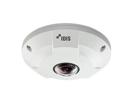 DC-Y1514 - Camera IDIS Fisheye 5MP