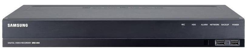 Đầu ghi hình camera AHD 4 kênh SAMSUNG SRD-494P 2TB