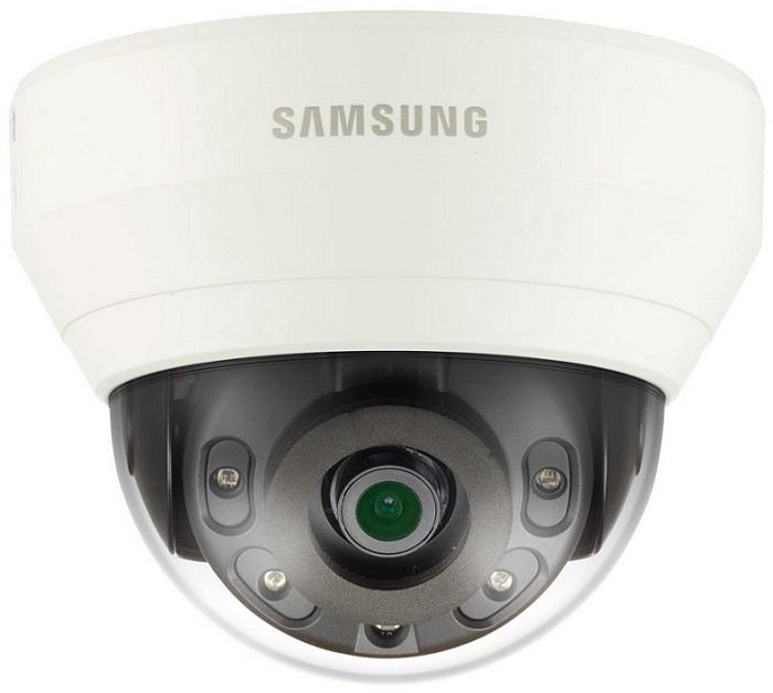 Camera IP Dome hồng ngoại 4.0 Megapixel SAMSUNG QND-7010RP