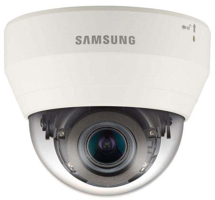 Camera IP Dome hồng ngoại 4.0 Megapixel SAMSUNG QND-7080RP