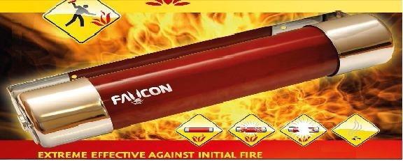 Bình chữa cháy tự động Faucon