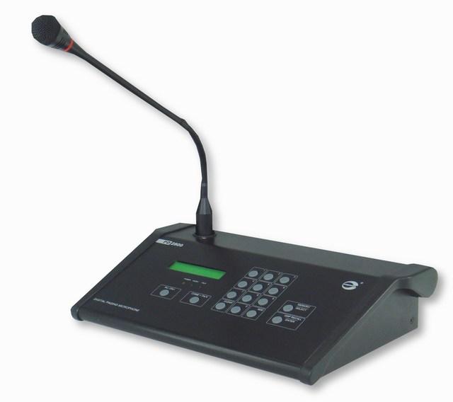 Microphone kỹ thuật số 108 vùng AMPERES PD2800
