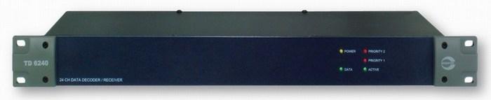 Bộ giải mã dữ liệu 24 kênh AMPERES TD6240