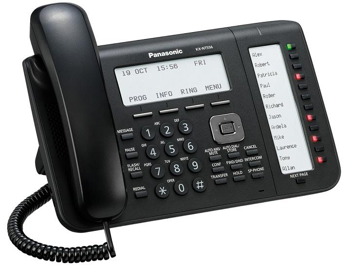 Điện thoại IP Panasonic KX-NT556