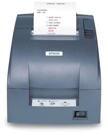 Máy in hóa đơn Bill Printer EPSON TM-U220 Type A