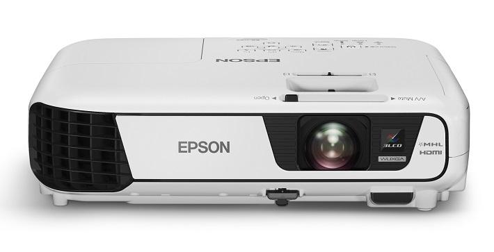 Máy chiếu công nghệ 3LCD EPSON EB-S04