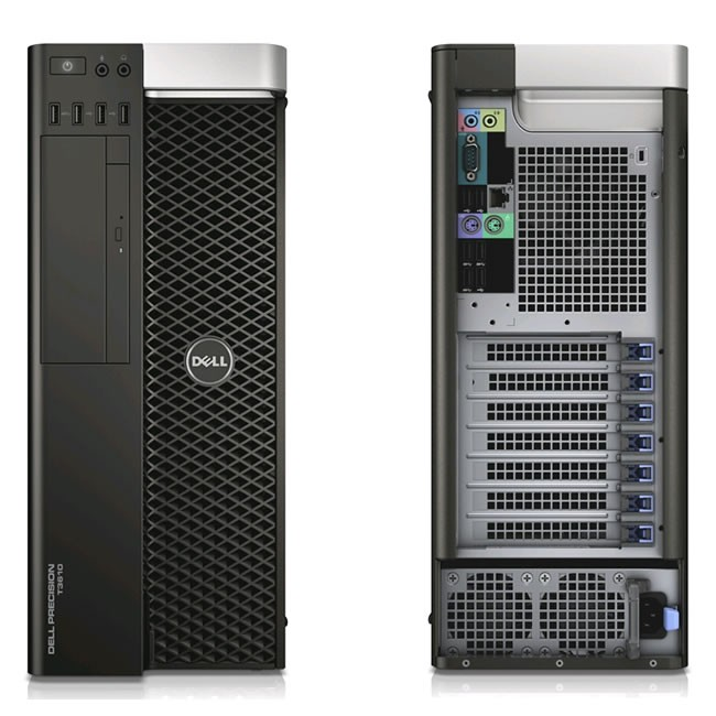 Máy trạm Workstation Dell T3610-E51620