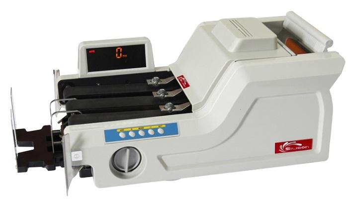 Máy đếm tiền thông minh SILICON MC-8800