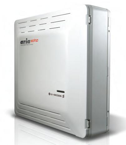 Tổng đài LG-Ericsson ARIA-SOHO 12CO-48 máy nhánh
