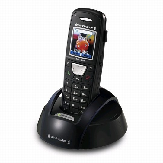 Điện thoại không dây LG-ERICSSON GDC-400H