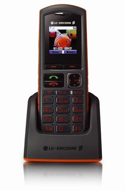 Điện thoại không dây LG-ERICSSON GDC-450H