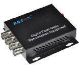 Chuyển đổi Quang-điện Video 4 kênh BTON 4V-1DF-T/RS
