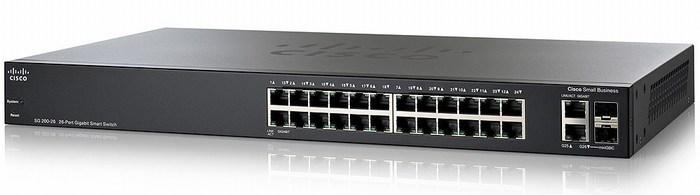 26-port Gigabit Ethernet Switch Cisco SG200-26