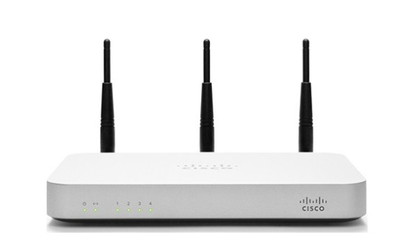 Cloud Managed Security Appliances Meraki CISCO MX60W