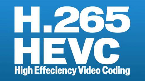 Chuẩn nén H.265 là gì? so sánh giữa H.264 và H.265