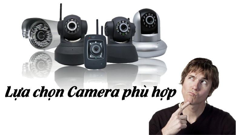 Lắp đặt camera quan sát loại nào tốt