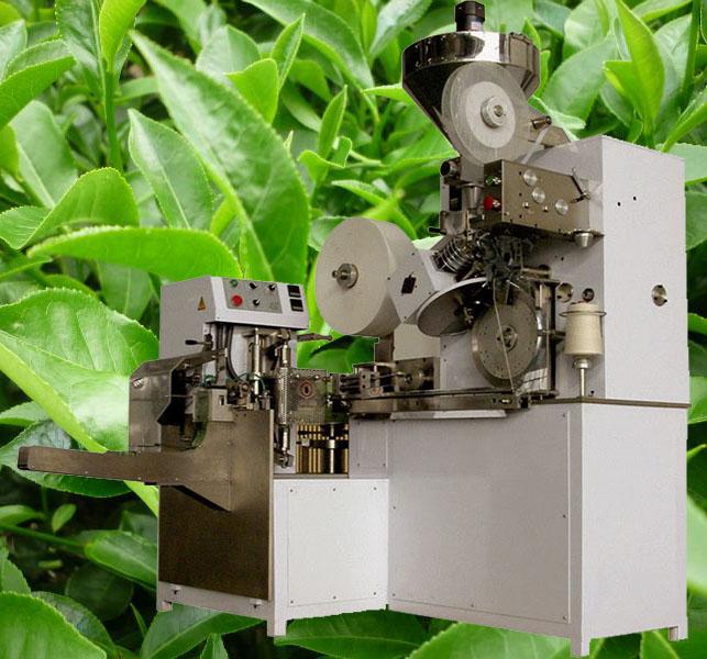 Các bước sản xuất và đóng gói trà túi lọc