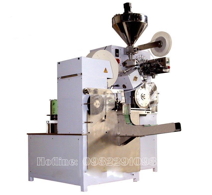 Các loại máy đóng gói trà túi lọc phổ biến hiện nay