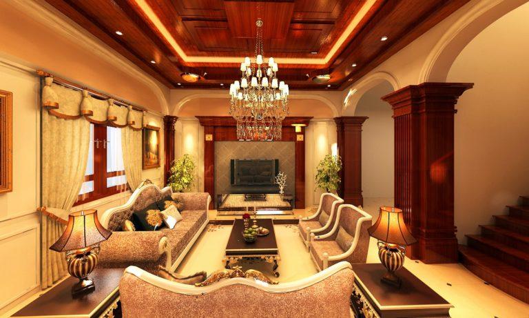 Các kiểu trần gỗ đẹp nhất mà bạn nên tham khảo