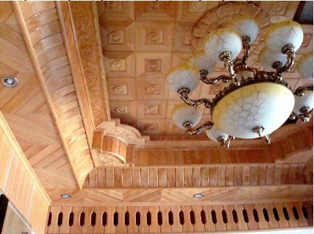 Mẫu trần gỗ chất lượng uy tín cho ngôi nhà của bạn