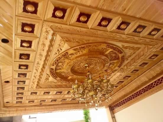 Giá trần gỗ tự nhiên có đắt hay không?