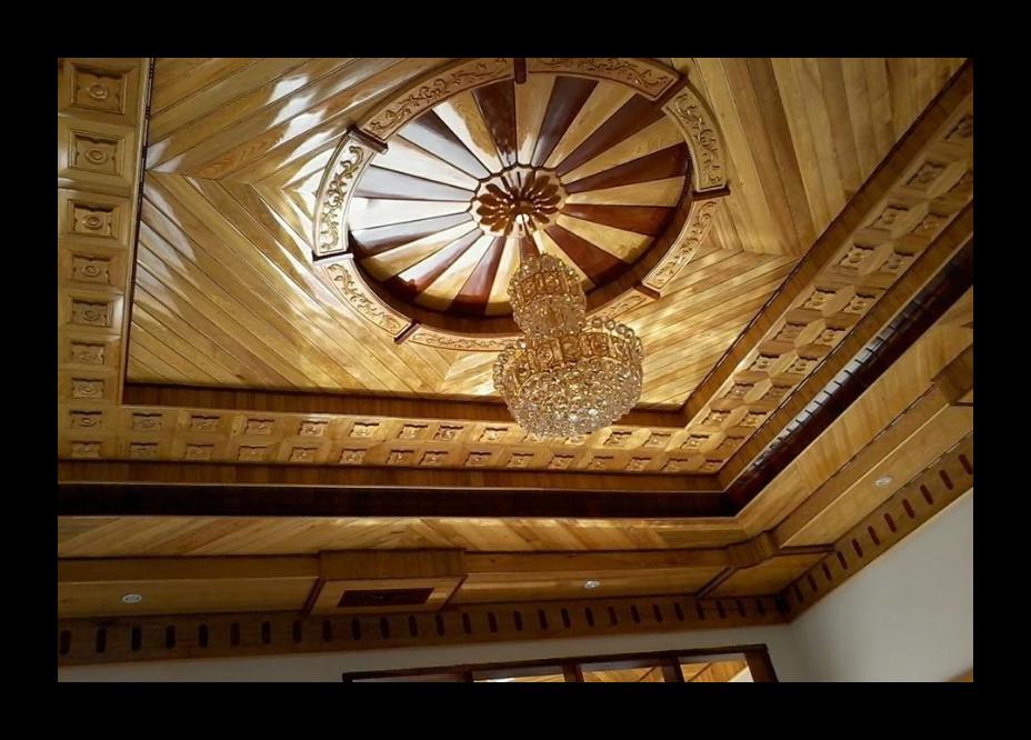 Hướng dẫn lựa chọn ốp trần gỗ đẹp chất lượng nhất