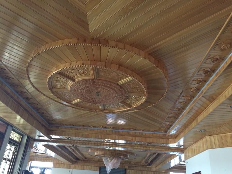 Lời khuyên khi đi mua ốp trần gỗ
