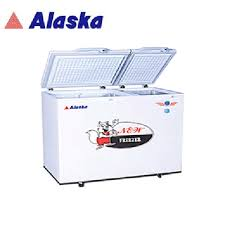 TỦ ĐÔNG ALASKA (250L, 350L, 450L)