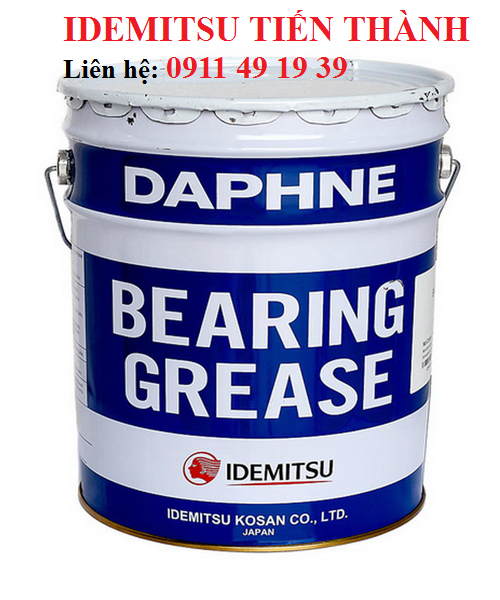 Mở công nghiệp Daphne Bearing Grease EP