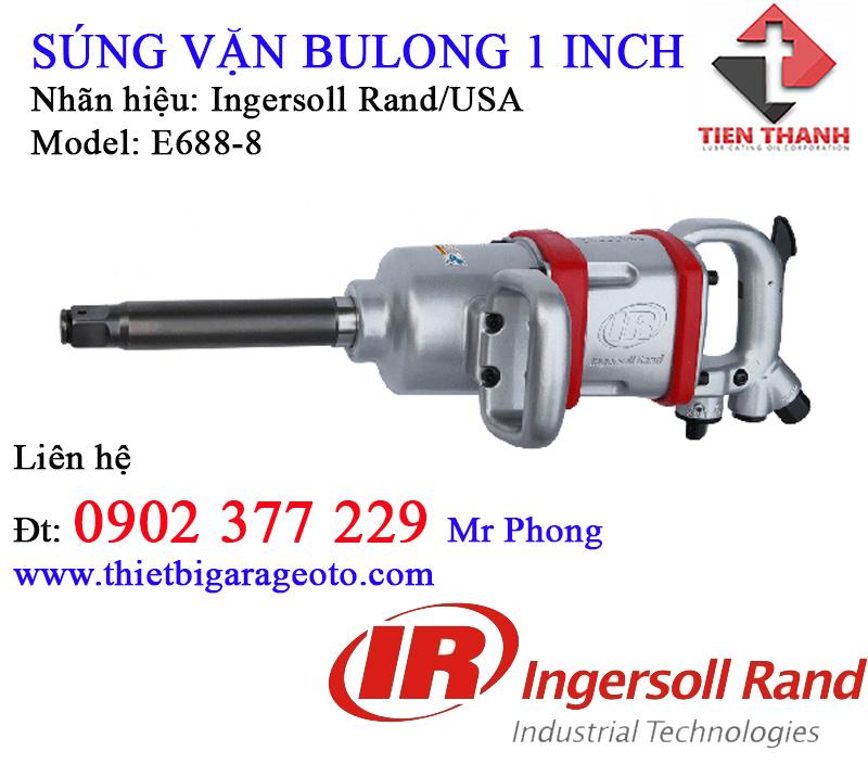 Súng vặn bu lông 1 inch Ingersoll Rand  E688-8