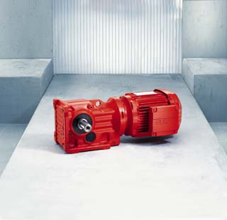 Helical-bevel Gearmotor K Series