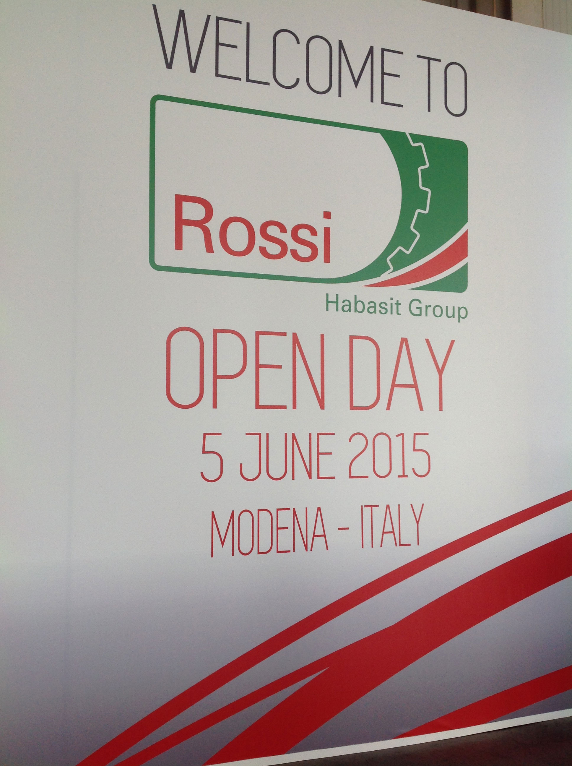 Động cơ giảm tốc  ROSSI - Ý