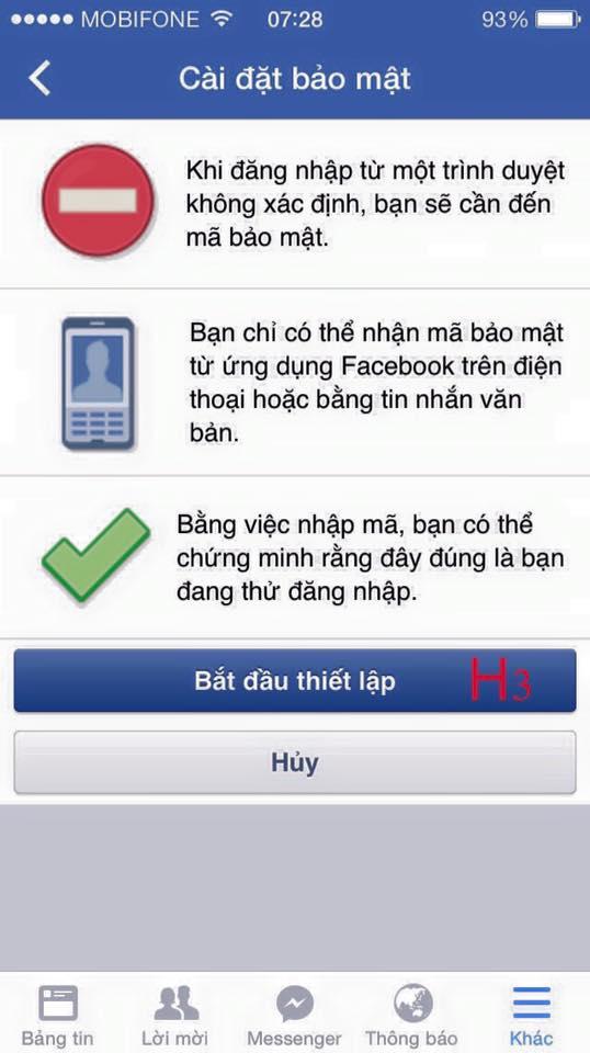 Quá nhanh, Quá nguy hiểm Virus mới xuất hiện, lan qua công cụ Notification của Facebook