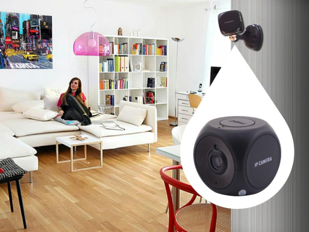 camera IP siêu nhỏ