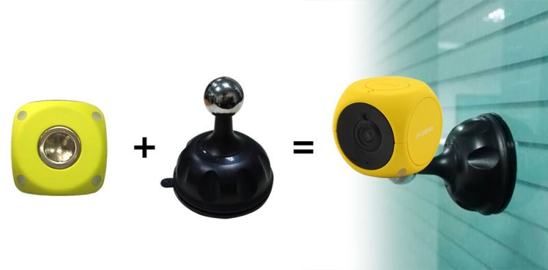 camera siêu nhỏ không dây