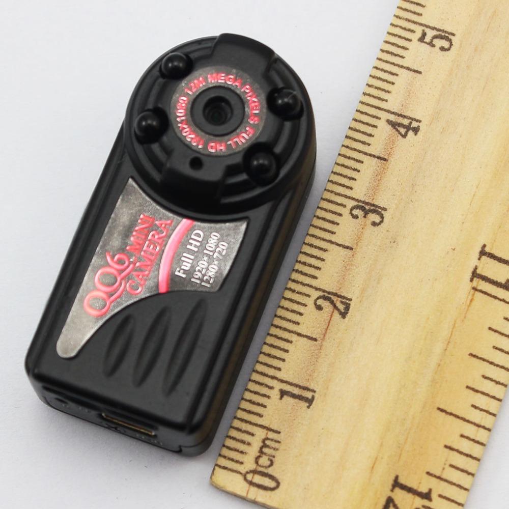 Hướng dẫn sử dụng Camera siêu nhỏ HD QQ6