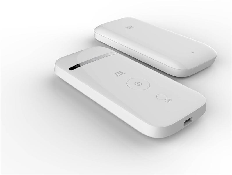 Bộ phát sóng wifi 3G dành cho camera không dây ZTE MF 65